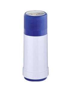 Rotpunkt 4Kids 30, glossy-saphir Bottiglia termica, thermos Bianco, Blu 350 ml 301-00-06-0