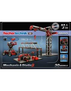 Kit da costruire fischertechnik PROFI Mechanic & Static 2 536622 da 9 anni