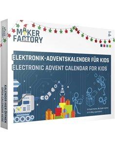 Maker Factory calendario dellavvento per bambini