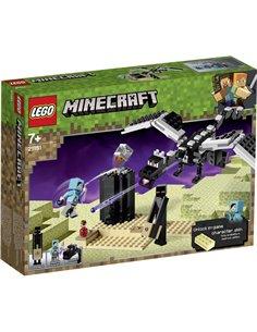 LEGO® MINECRAFT 21151 Lultimo combattimento