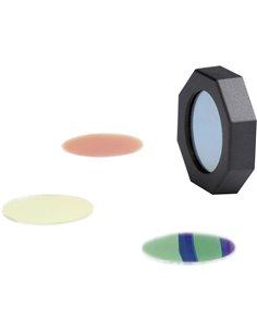 Filtro colore Rosso / Blu / Verde / Giallo M7, M7R, MT7, M8, P7, L7, T7, B7, H14, H14R Ledlenser 0313-F