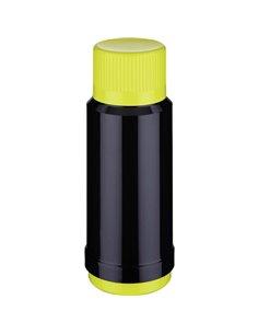 Rotpunkt Max 40, electric summersquash Bottiglia termica, thermos Nero, Giallo 1000 ml 404-16-09-0