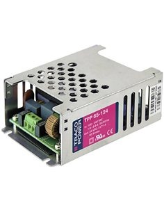 Alimentatore AC / DC open frame TracoPower TPP 65-3512 24 V/DC 2.71 A
