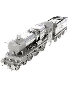 Kit di metallo Metal Earth Harry Potter Hogwarts Express Train