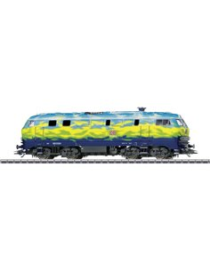 Märklin 39219 H0 Locomotiva diesel BR 2018 di DB AG