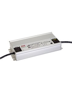 Mean Well HLG-480H-24AB Driver per LED Tensione costante 480 W 10 - 20 A 20.4 - 25.2 V/DC dimmerabile, Funzione dimmer 3