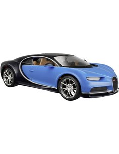 Maisto Bugatti Chiron 1:24 Automodello
