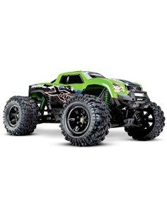 Traxxas X-Maxx 4x4 VXL Verde Brushless Automodello Elettrica Monstertruck 4WD RtR 2,4 GHz