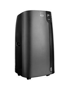 DeLonghi PAC EX120 Silent Climatizzatore monoblocco Classe energetica: A (A+++ - D) 3000 W 110 m³ Nero